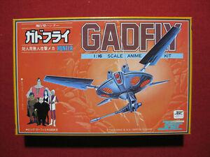 Crusher Joe Gadfly Hunter 1:16 Takara Japan Plastic Model Kit Anime Manga