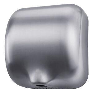 Aquarius Eco Dry Hand Dryer Brushed Satin