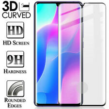 For Xiaomi Mi 10 Pro Note 10 Lite 3D Full Curved Tempered Glass Screen Protector
