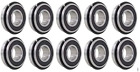 Ultra Smooth Go Kart Snap Ring Wheel Bearings, 5/8 ID x 1 3/8 OD Pack of 10