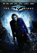The Dark Knight (DVD 2-Disc WS) DISC ONLY NO CASE NO ART UNUSED CONDITION