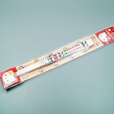 Hello Kitty Chopsticks 16.5cm Cream White Made in Japan S01