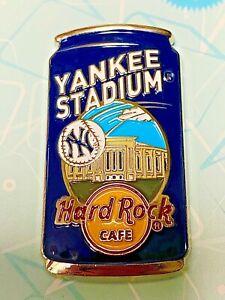 2020 HARD ROCK CAFE YANKEE STADIUM NY 3D SODA POP SERIES MLB BASEBALL LE PIN