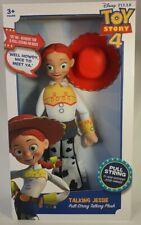 Disney Pixar Toy Story 4 Talking Jessie Pull String Talking Plush 40cm Toy
