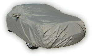 BMW 3 Series (E92) Coupe Tailored Platinum Outdoor Car Cover 2006 to 2011