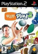 Eye Toy Play 2 for Playstation 2 (2004 , PAL)