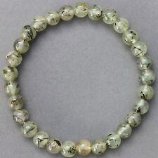 "Bracelet Phrénite 6 mm ""Médium"""