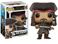 Pirates Of The Caribbean Jack Sparrow Pop Vinyl Figure Funko
