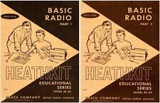 Basic Antique Radio Electronics Books – Step-by-Step Instructions – CD