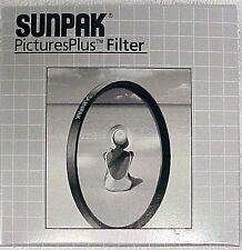 Sunpak 72mm PicturesPlus Filter (CPOL) Circular Polarizer Bargin Price NEW