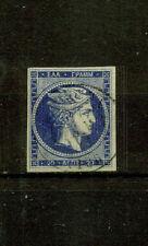 Gestempelte Briefmarken aus Griechenland