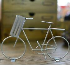 Metal Bike Bicycle Home Decor Table Desk Ornament Figurine Statue Gift