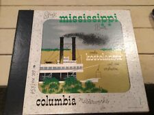 "MISSISSIPPI SUITE (2)12"" 78 RPM SET Andre Kostelanetz - Columbia MX-284"