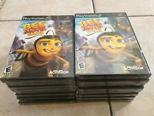 Bee Movie Game (Sony PlayStation 2, 2007) PS2 NEW
