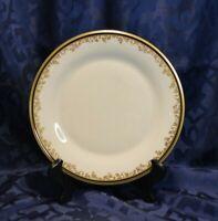 Lenox Dinner Plate - Eclipse - Black Scrolls w/ Gold - Vintage