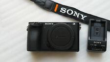 Sony Alpha 6500 24.2MP Digitalkamera - 1826 Auslös. - 12 Monate Gewährleistung
