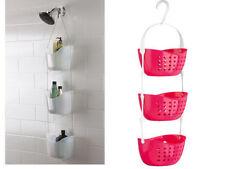 Hanging Plastic Bathroom Shower Caddies/Organisers