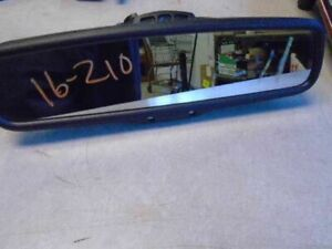 Rear View Mirror Automatic Dimming 10-14 FORD E150 VAN 674981 ID # 845417E678LA