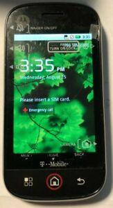 READ 1ST Motorola Cliq Black MB200 (T-Mobile) (Consumer Cellular) Phone NEW