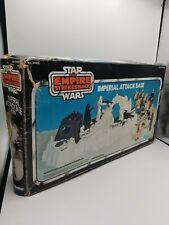 MIB Vintage Kenner Star Wars ESB Imperial Attack Base playset Empire 1980