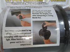QH-3000 Optronics NightBlaster 12 volts 1 millions cp spotlight avec bobine cordon