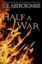 NEW - Half a War (Shattered Sea) by Abercrombie, Joe