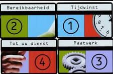 Telefoonkaart / Phonecard Nederland RDZ229.01/04 ongebruikt - Telecom Serie