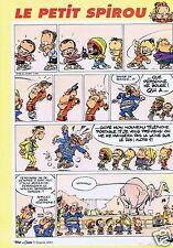 Publicité Advertising 066 2001 Le Petit Spirou 361 Tome & Janry  Dupuis