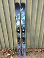 Nordica 2020 Santa Ana 104 Free 165 cm Women's Skis + Marker Squire TCX Bindings
