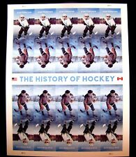 THE HISTORY OF HOCKEY - UNITED STATES AND CANADA FOREVER 2016 (DESCRIPTION)