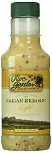 Olive Garden Light Italian Dressing (Pack of 2)