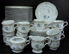MIKASA china CHATELET L9301 pattern 62-piece SET SERVICE for Twelve (12)