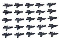 LEGO LOT OF 25 STAR WARS CLONE TROOPER BLASTER PIECES WEAPON GUN FIG ACCESSORIES