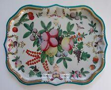 "Metropolitan Museum of Art ""Duke of Gloucester"" Tole Serving/Decorative Tray"