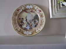Lyceum Theatre Sheffield Victorian Scene Cabinet Plate Raymond Everill Design