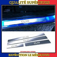 Paire Seuil de porte avant Clio 4 IV Original Renault OEM