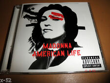MADONNA American Life CD Hollywood 007 JAMES BOND song INTERVENTION profusion