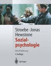 Psychologie im Taschenbuch-Bücher für Studium & Erwachsenenbildung Deutsche Sozialpsychologie