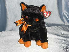 2003    Ty Beanie Buddies             Fraidy the Black Cat  ( 9 1/2 inches )