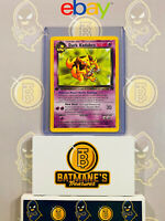 Dark Kadabra 39/82 1st Edition NM Near Mint Team Rocket Non-Holo Pokemon Card