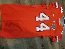 Leon Orr Florida Gators Game Used/Game Worn Orange ALT Jersey