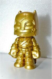 FUNKO Mystery Mini DC Comics Rare Gold Batman GameStop Exclusive Vs Superman