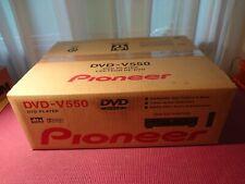 Pioneer Karaoke Player DVD-V550 NTSC, Brand New