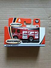 Matchbox Dennis Sabre Fire Engine New