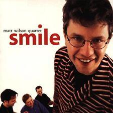Matt Wilson Quartet - Smile [CD]
