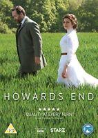 Howards End - TV Mini Series [DVD] [2017][Region 2]