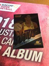 suncorp super netball trading card Australian club MVP -04 Geva mentor
