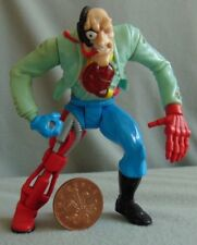 very Vintage - bots master - dr hiss - 1994 Action Figure
