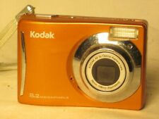 pre-owned Kodak 8.2 Megapixels  Easyshare C140 digital camera photography