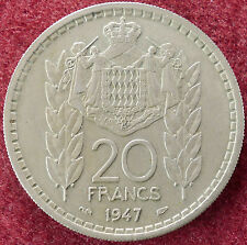 Monaco 20 francs 1947 (D2004)